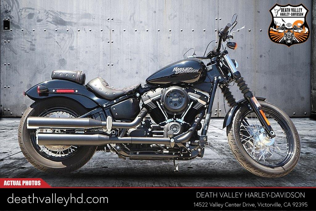 2020 Harley-Davidson Street Bob [95]