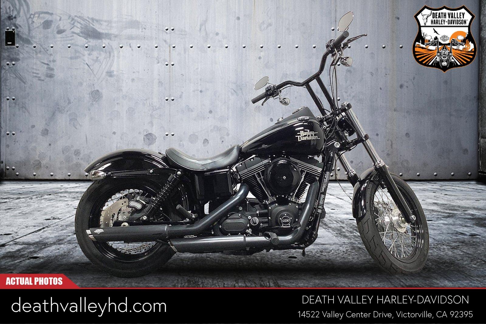 2017 Harley-Davidson Street Bob [0]