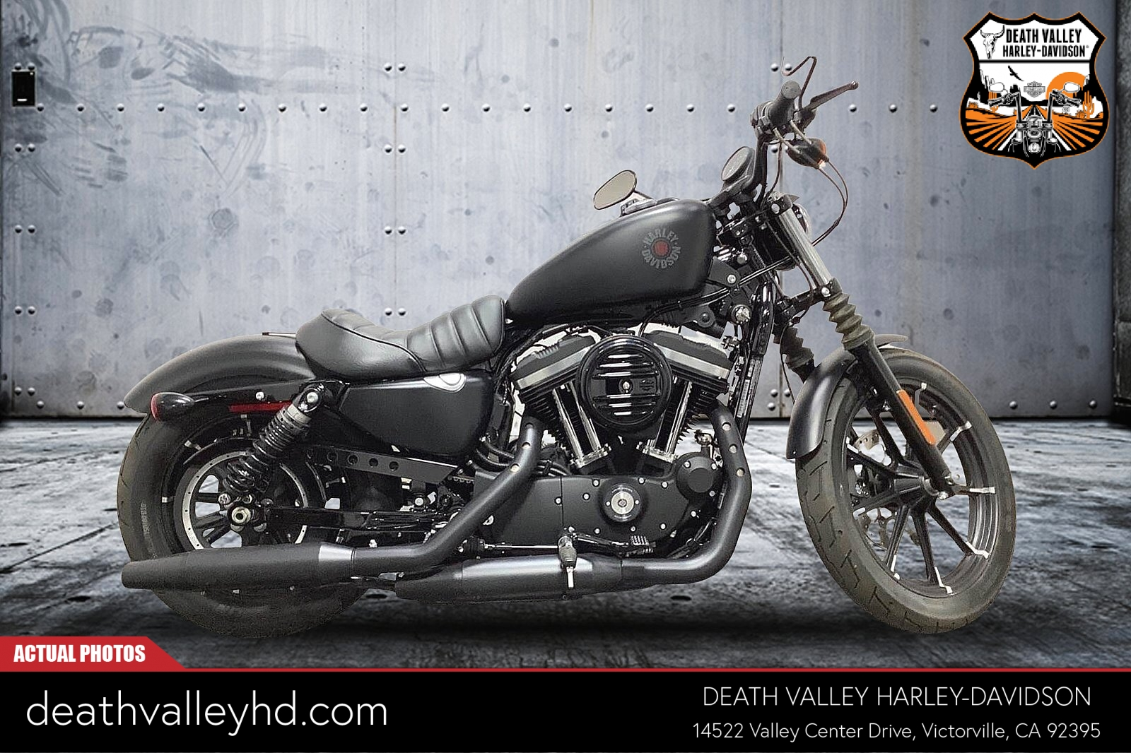 2020 Harley-Davidson Iron 883 [0]