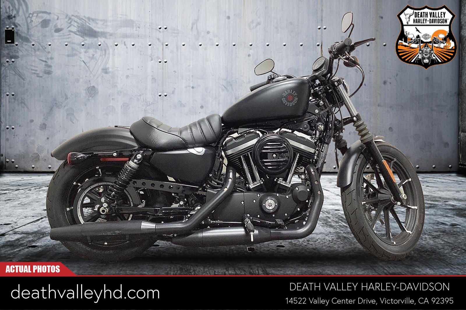 2020 Harley-Davidson Iron 883 [1]