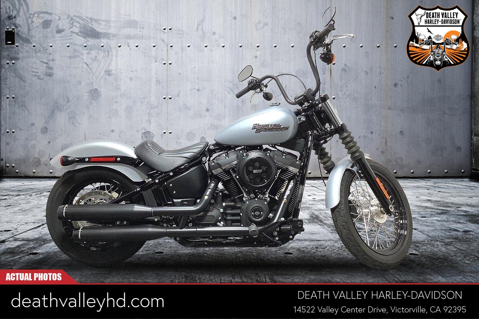 2020 Harley-Davidson Street Bob [3]
