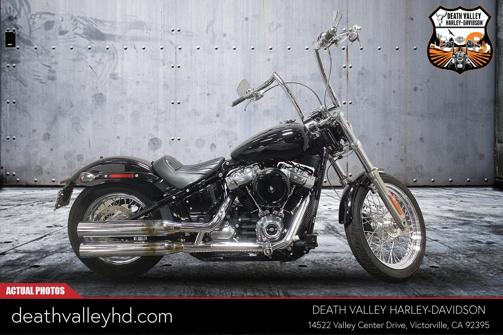 2020 Harley-Davidson Softail Standard [9]