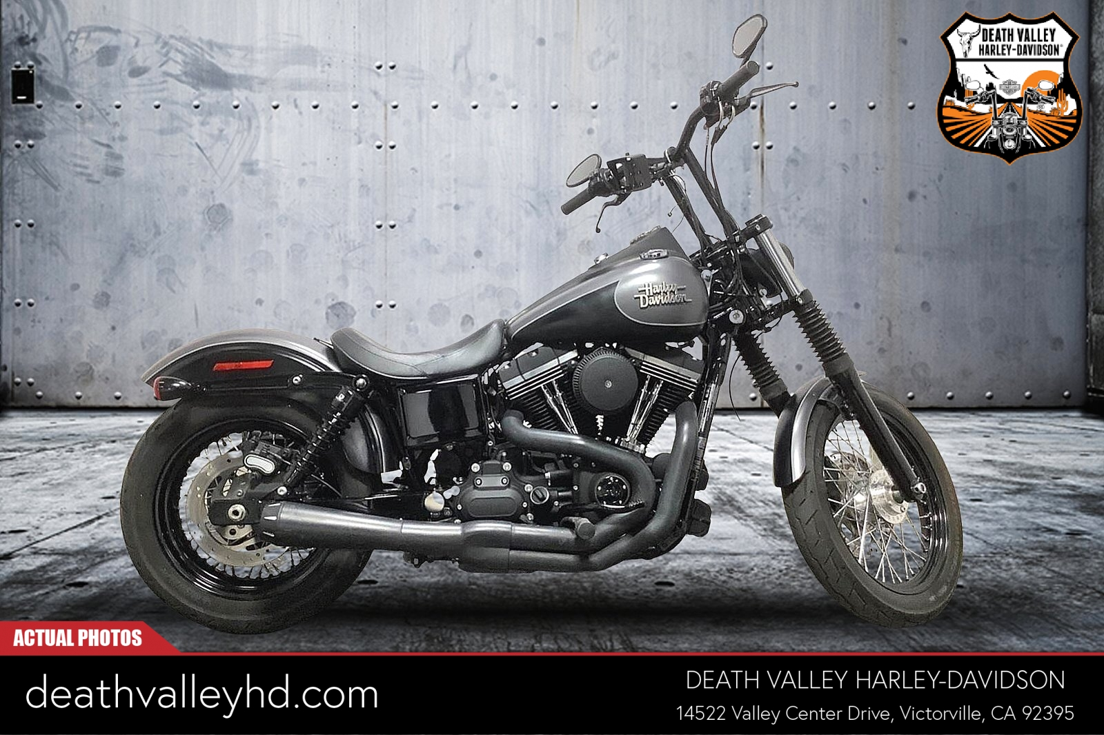 2017 Harley-Davidson Street Bob [1]