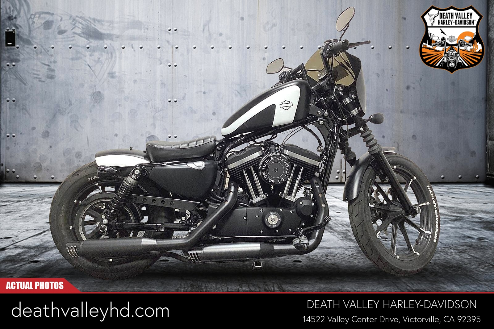 Harley-Davidson [2]