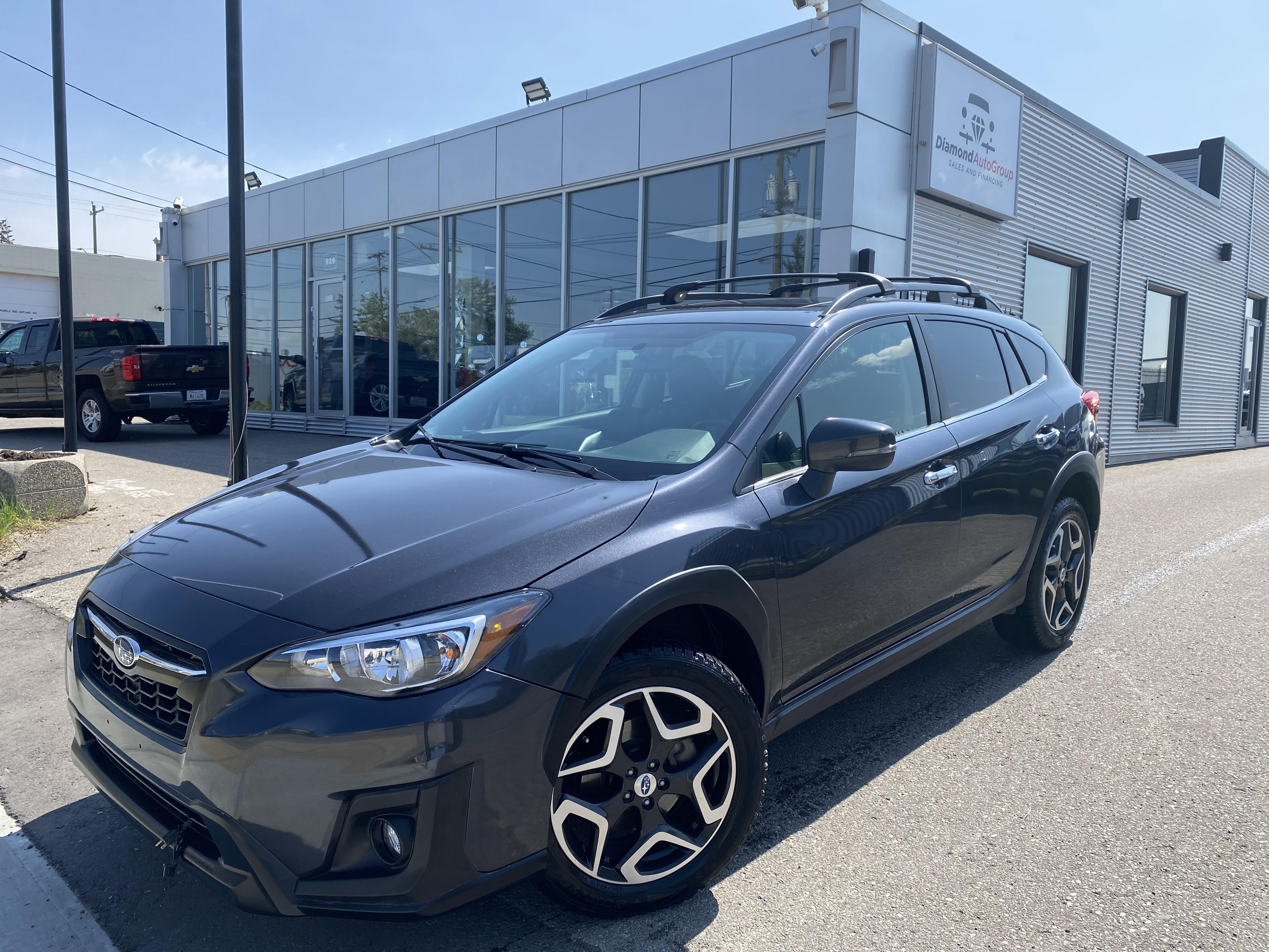2018 Subaru Crosstrek [1]