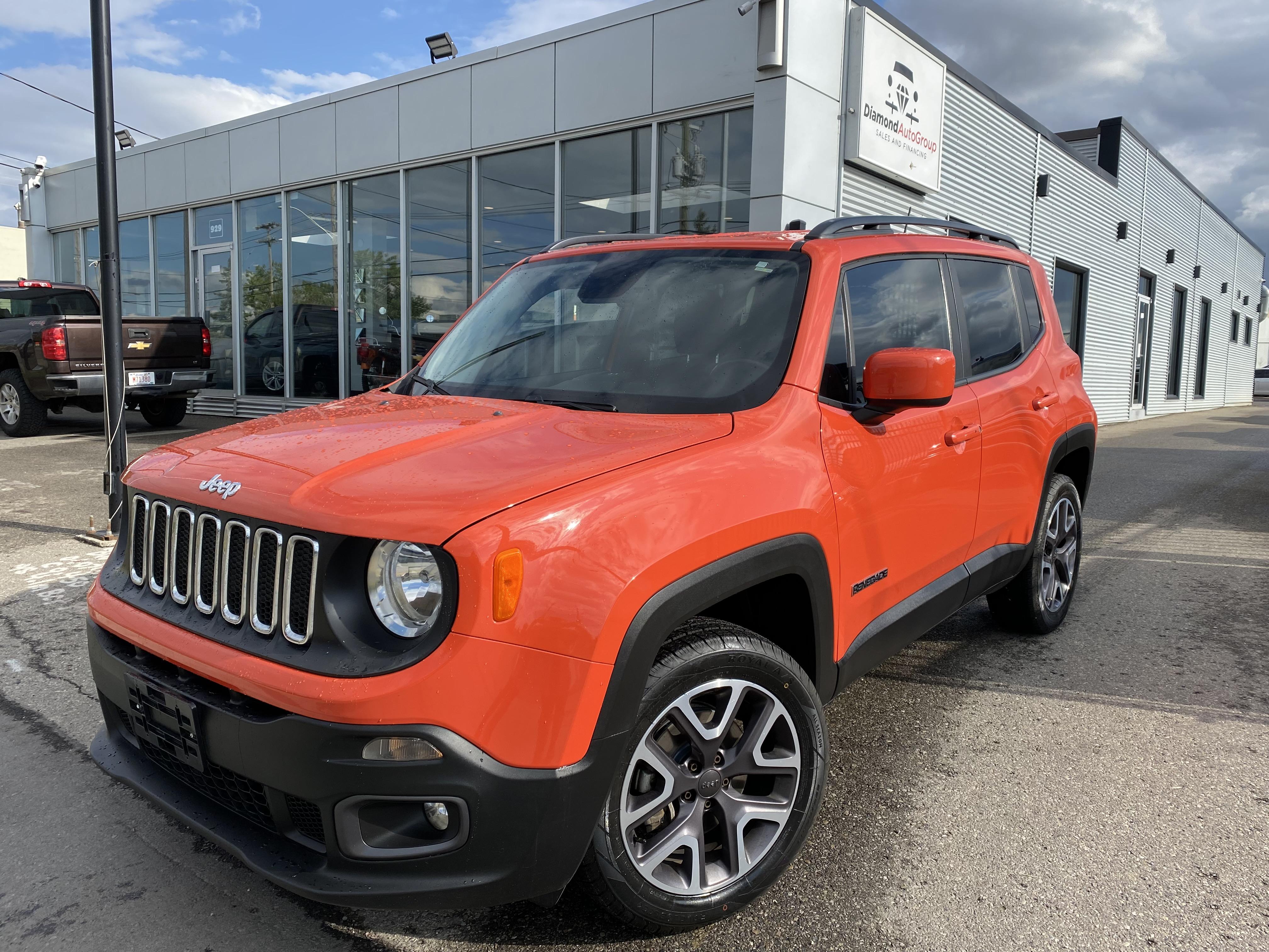 2015 Jeep Renegade [8]