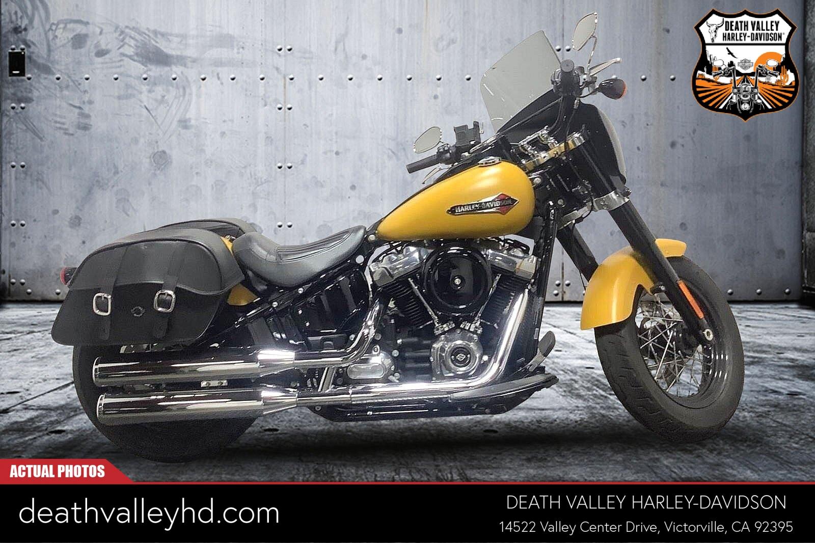 2019 Harley-Davidson Softail Slim [14]