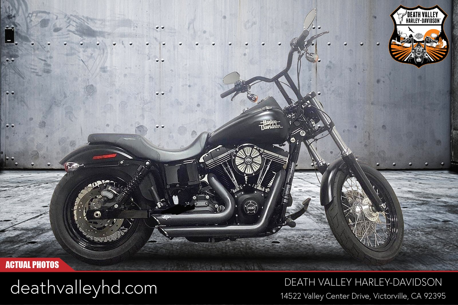 2017 Harley-Davidson Street Bob [16]