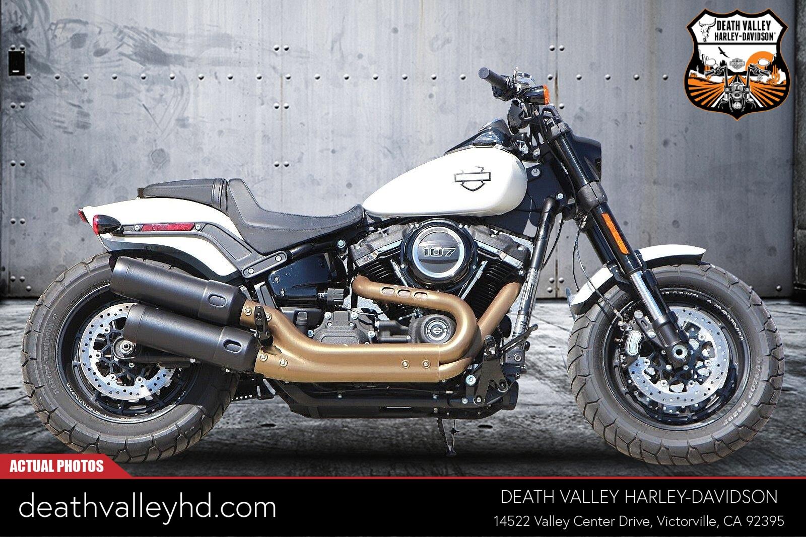 2018 Harley-Davidson Fat Bob 107 [19]