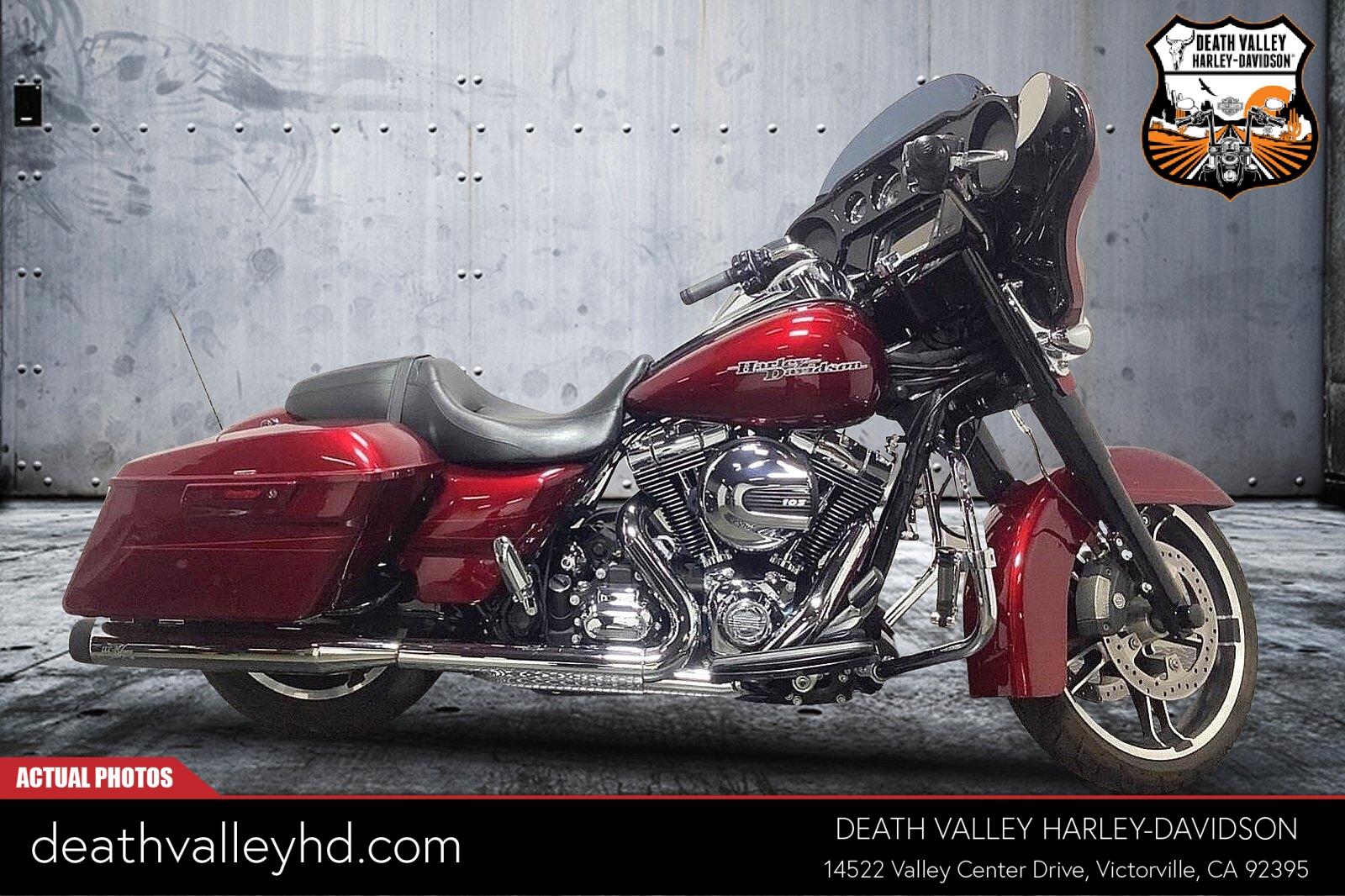2016 Harley-Davidson Street Glide Special [4]