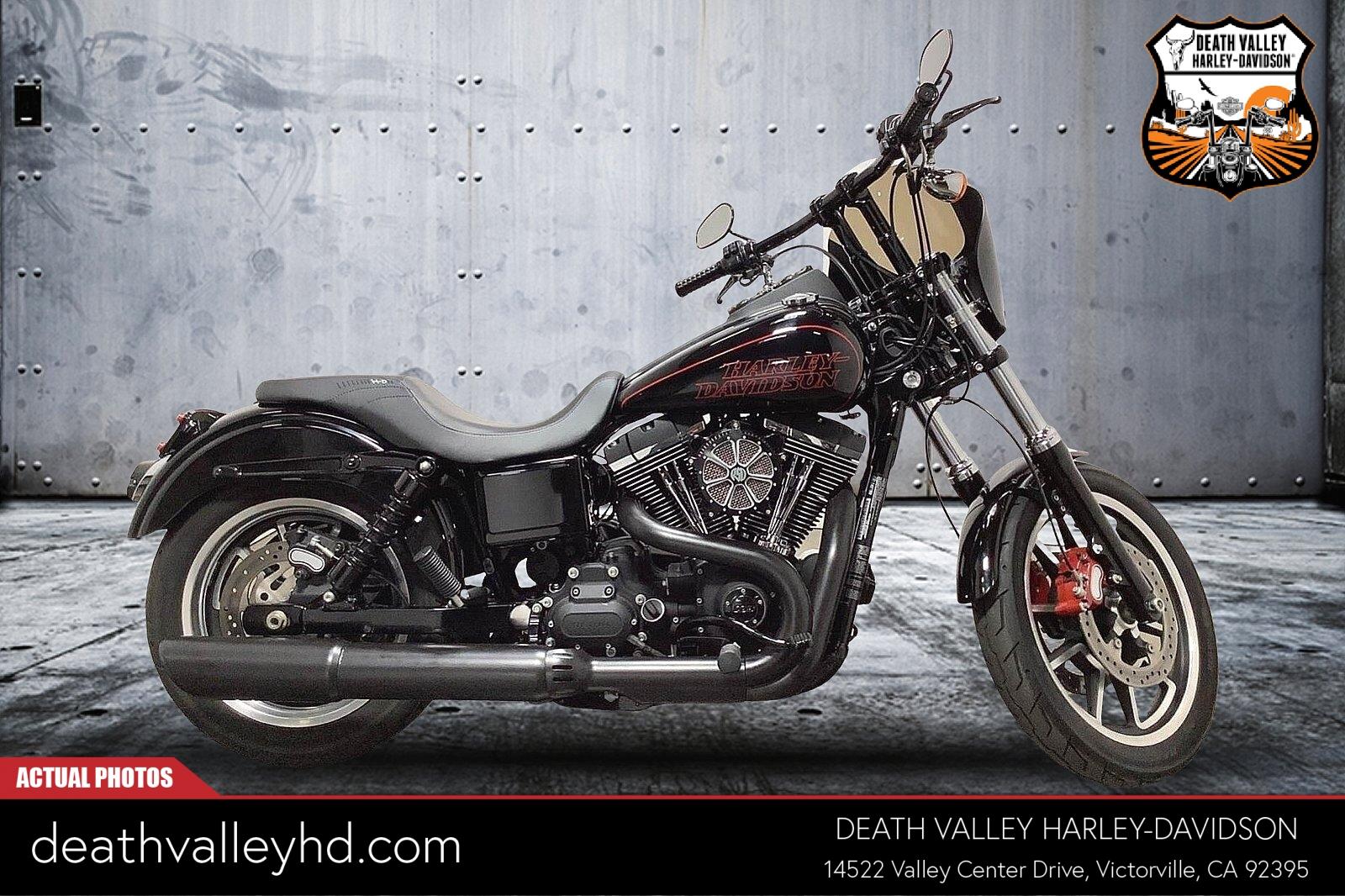 2015 Harley-Davidson Low Rider [17]