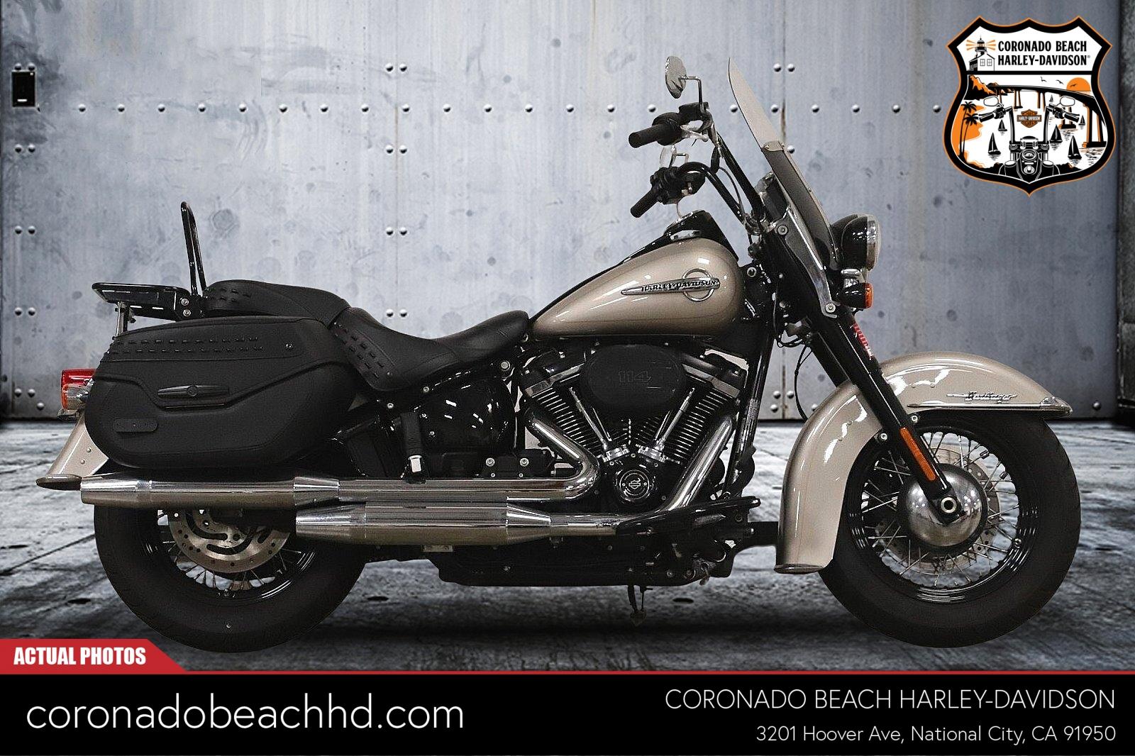 2018 Harley-Davidson FLHCS [0]