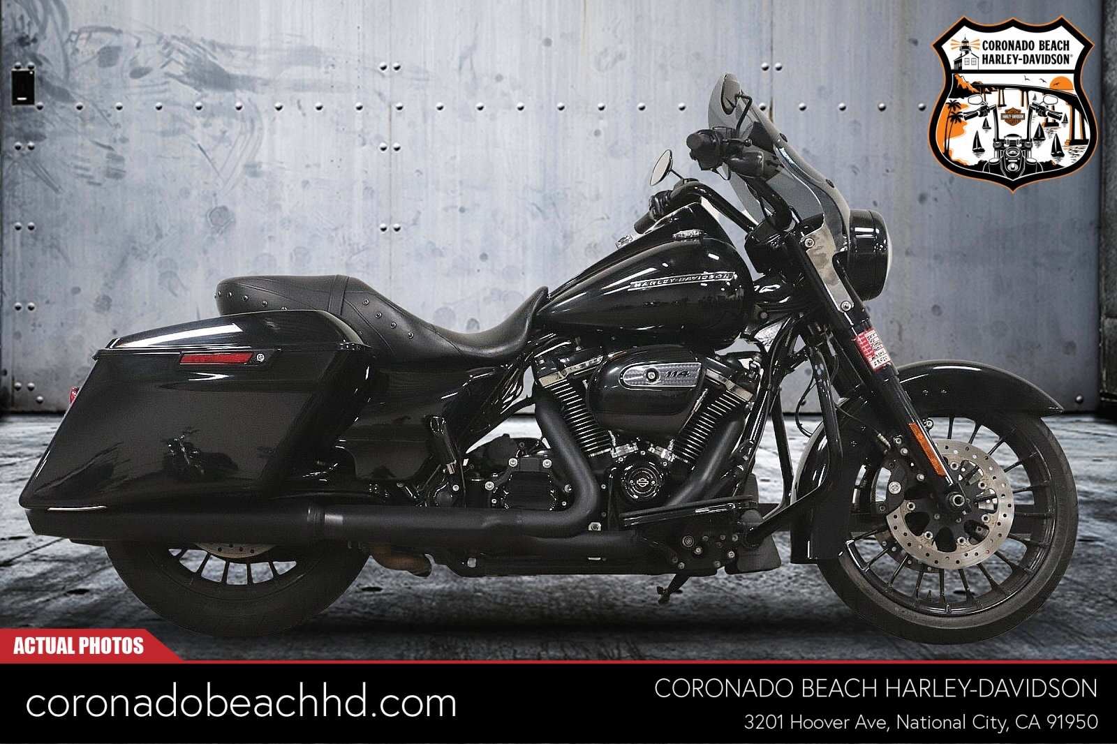 2019 Harley-Davidson FLHRXS [11]
