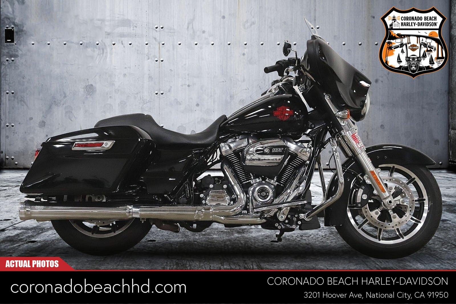 2019 Harley-Davidson Electra Glide Standard [68]