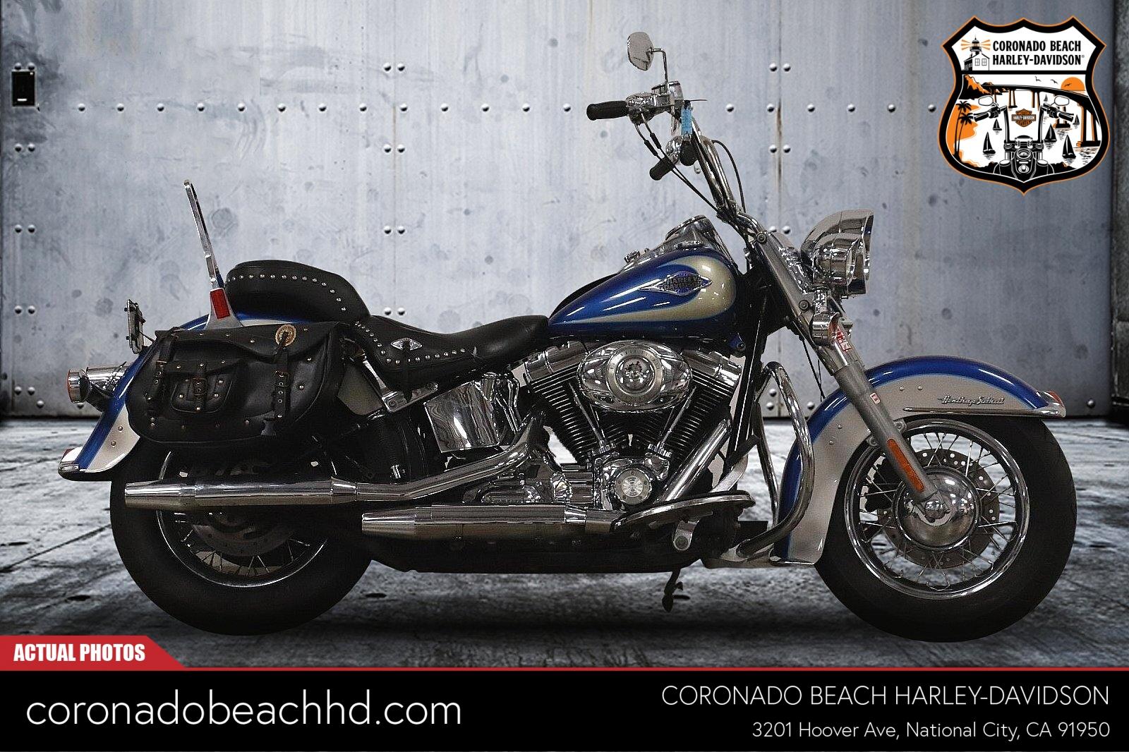 2009 Harley-Davidson Heritage Softail Classic [77]