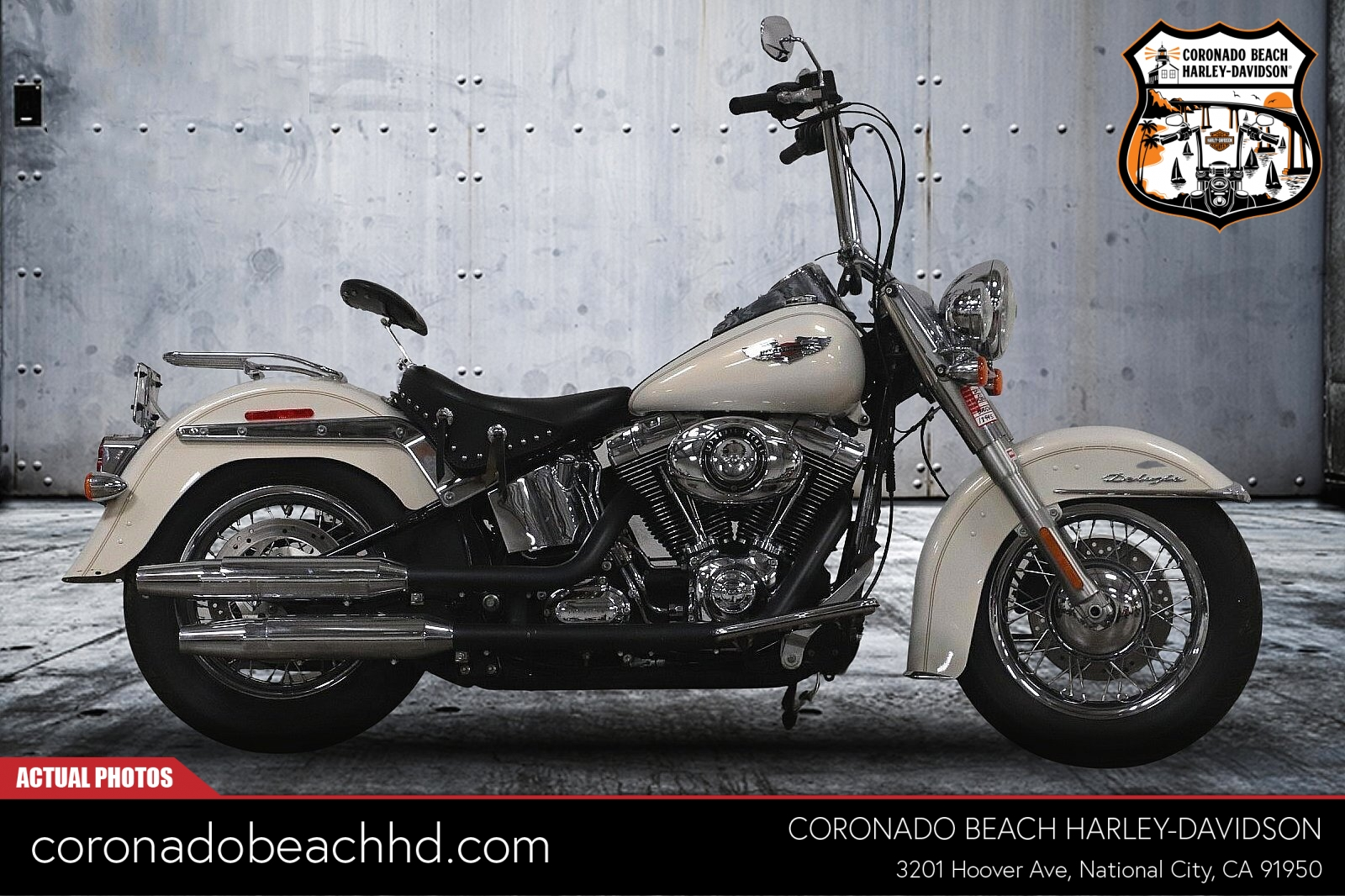 2014 Harley-Davidson Softail Delux [78]