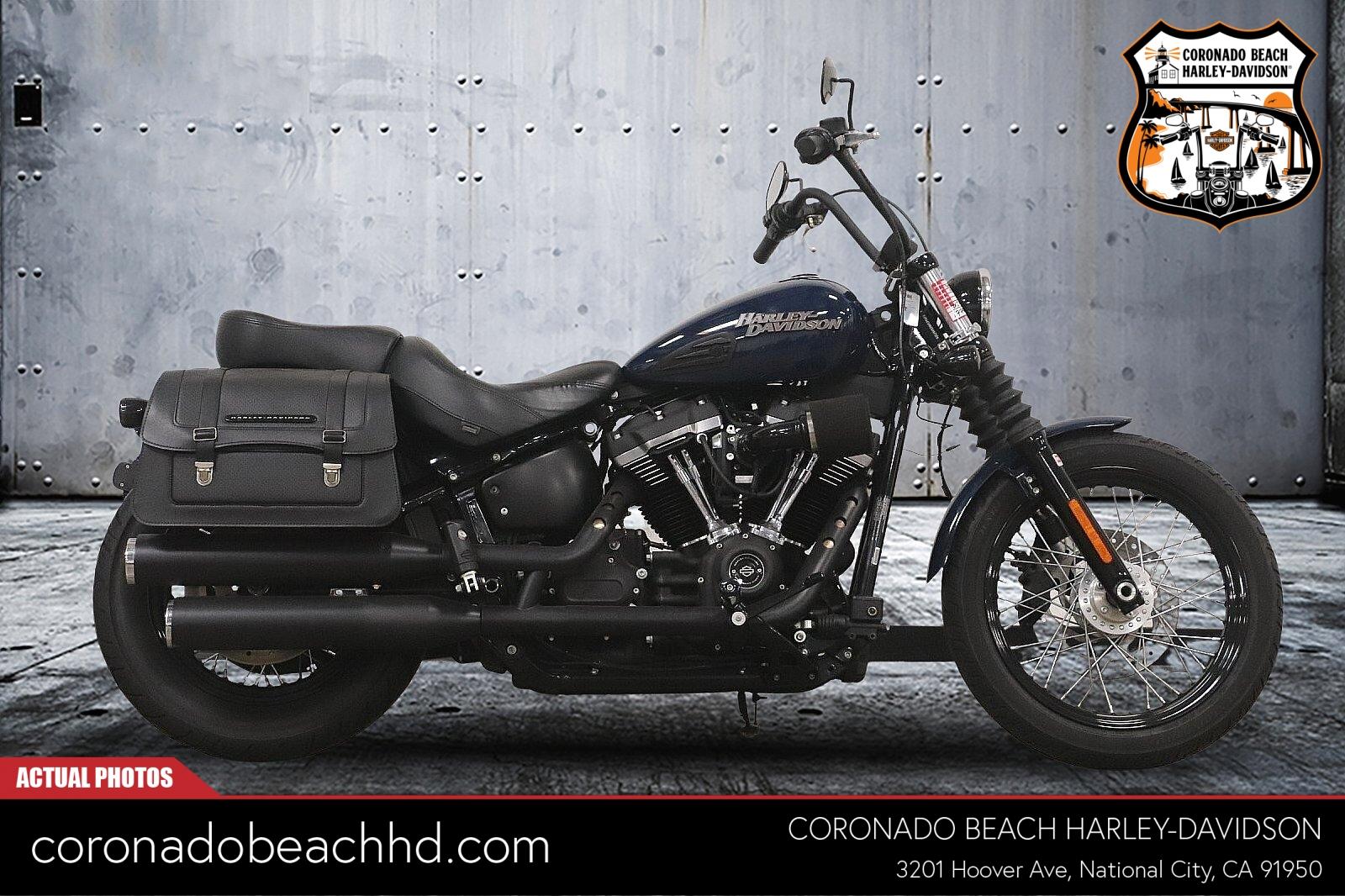 2019 Harley-Davidson Street Bob [81]
