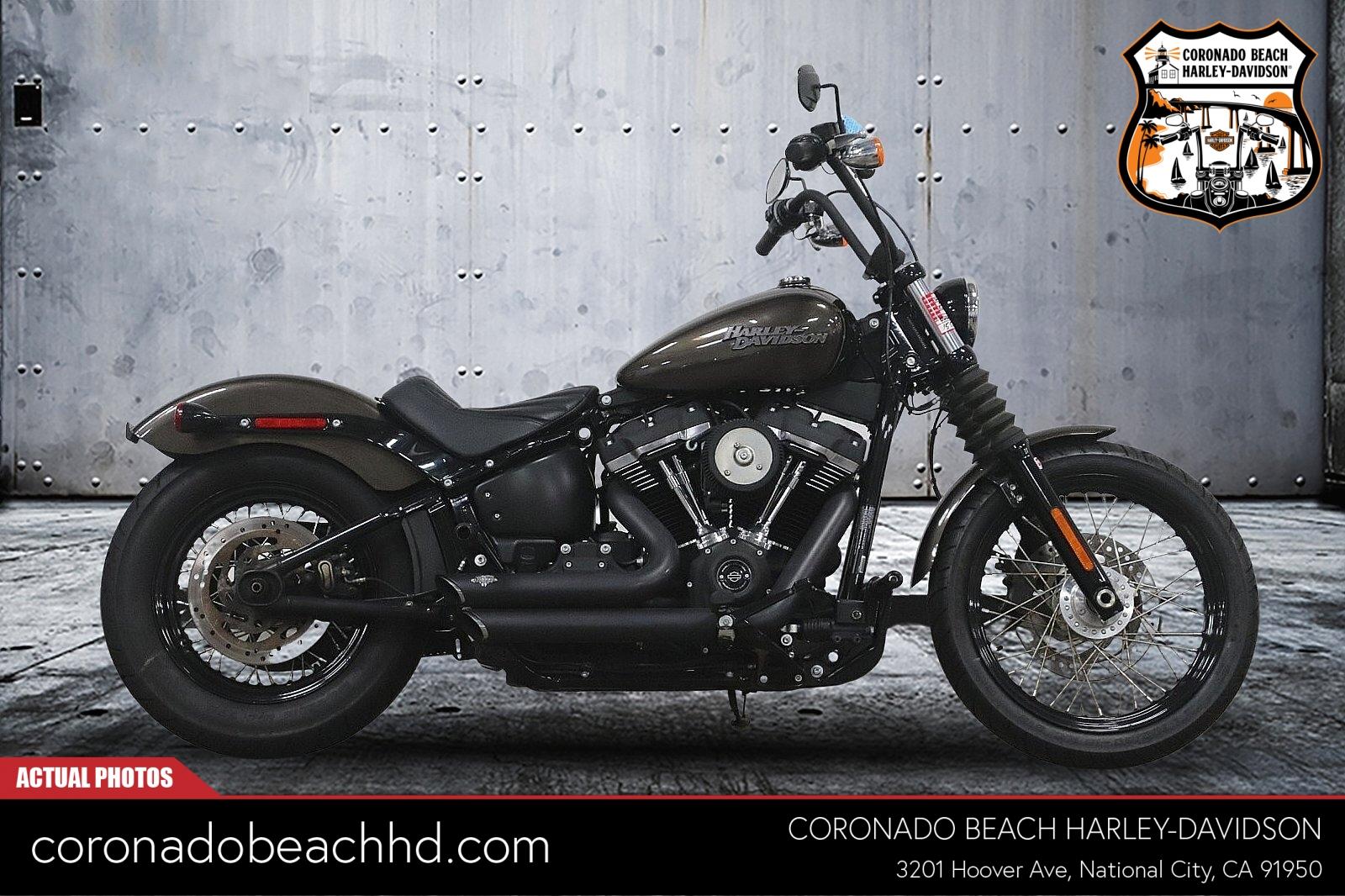 2020 Harley-Davidson Street Bob [84]