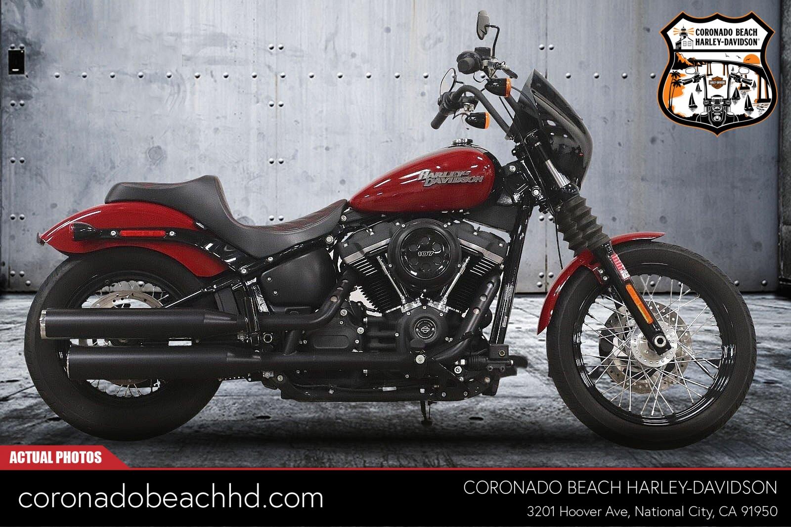 2020 Harley-Davidson Street Bob [6]