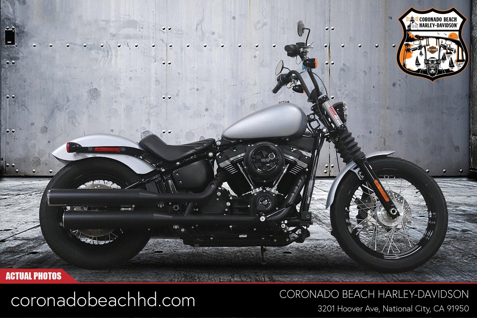 2020 Harley-Davidson Street Bob [83]