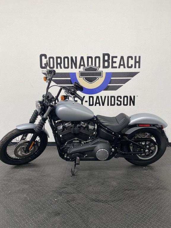 2020 Harley-Davidson Street Bob [9]