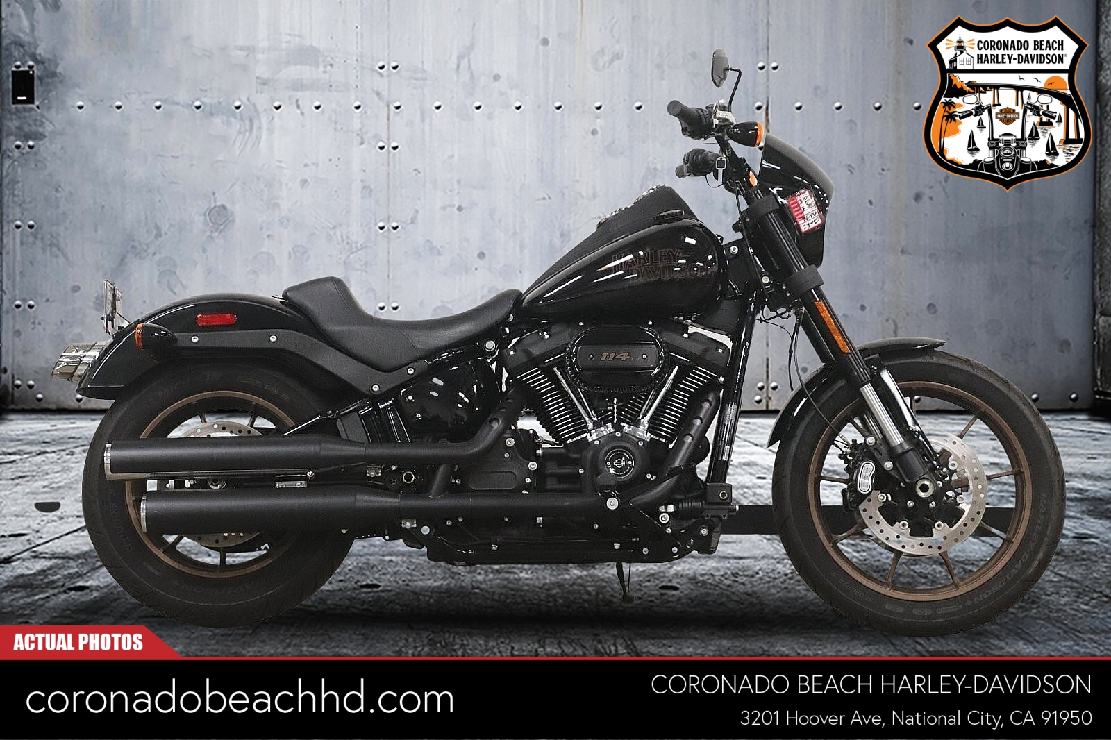 2020 Harley-Davidson Low Rider S [89]