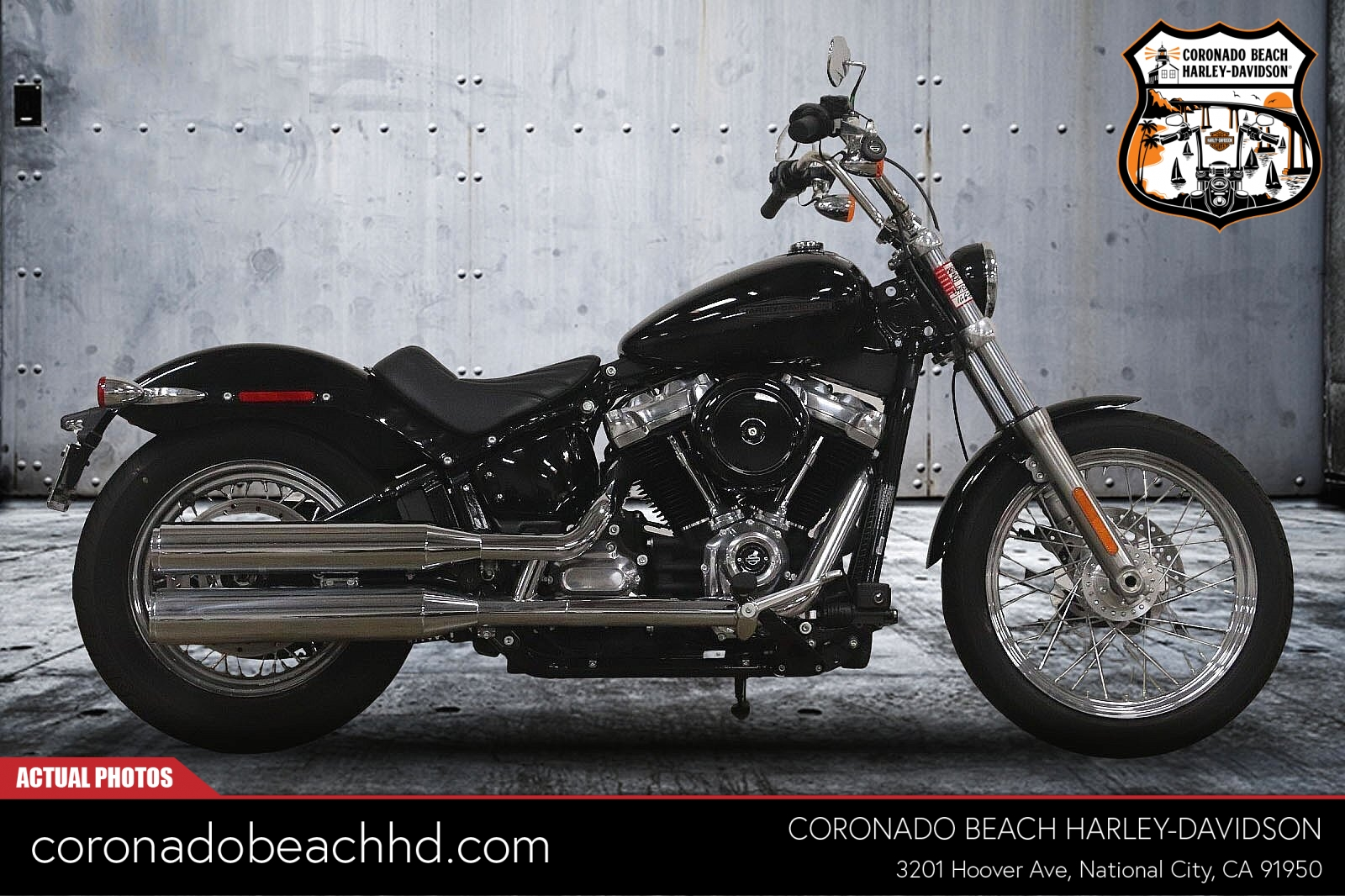 2020 Harley-Davidson Softail Standard [90]