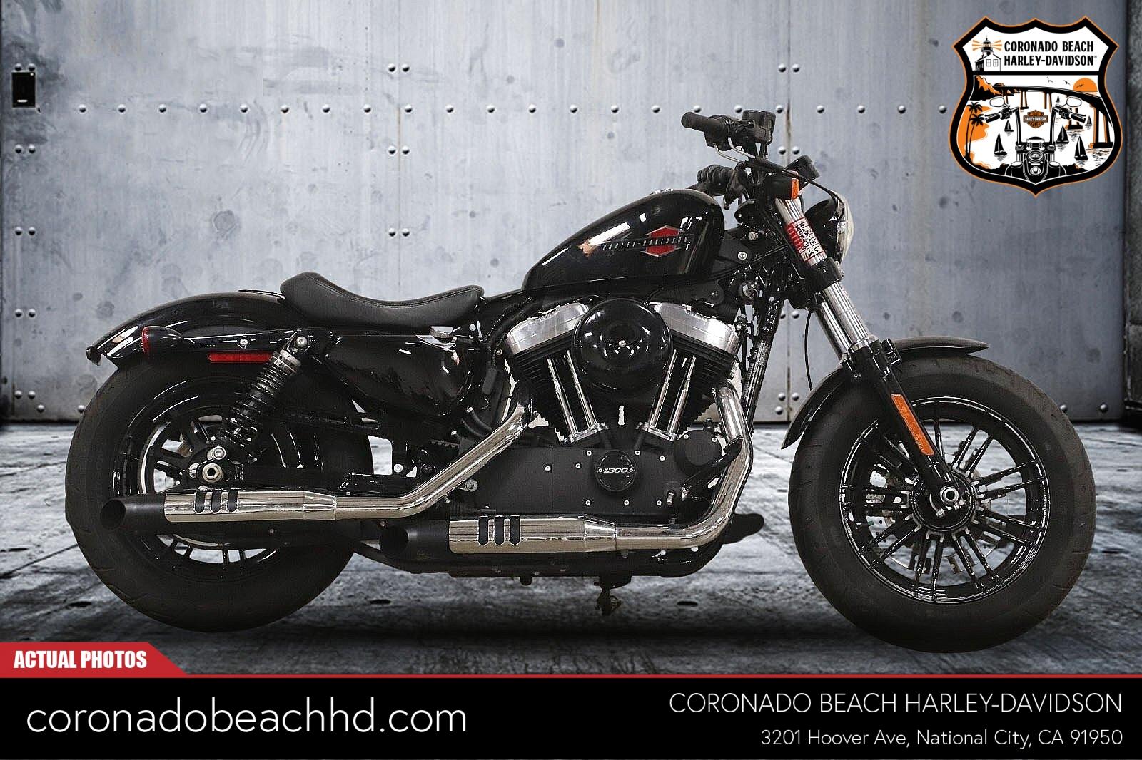 2019 Harley-Davidson Forty-Eight [93]