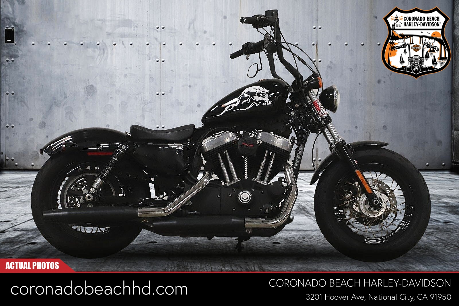 2015 Harley-Davidson Forty-Eight [94]