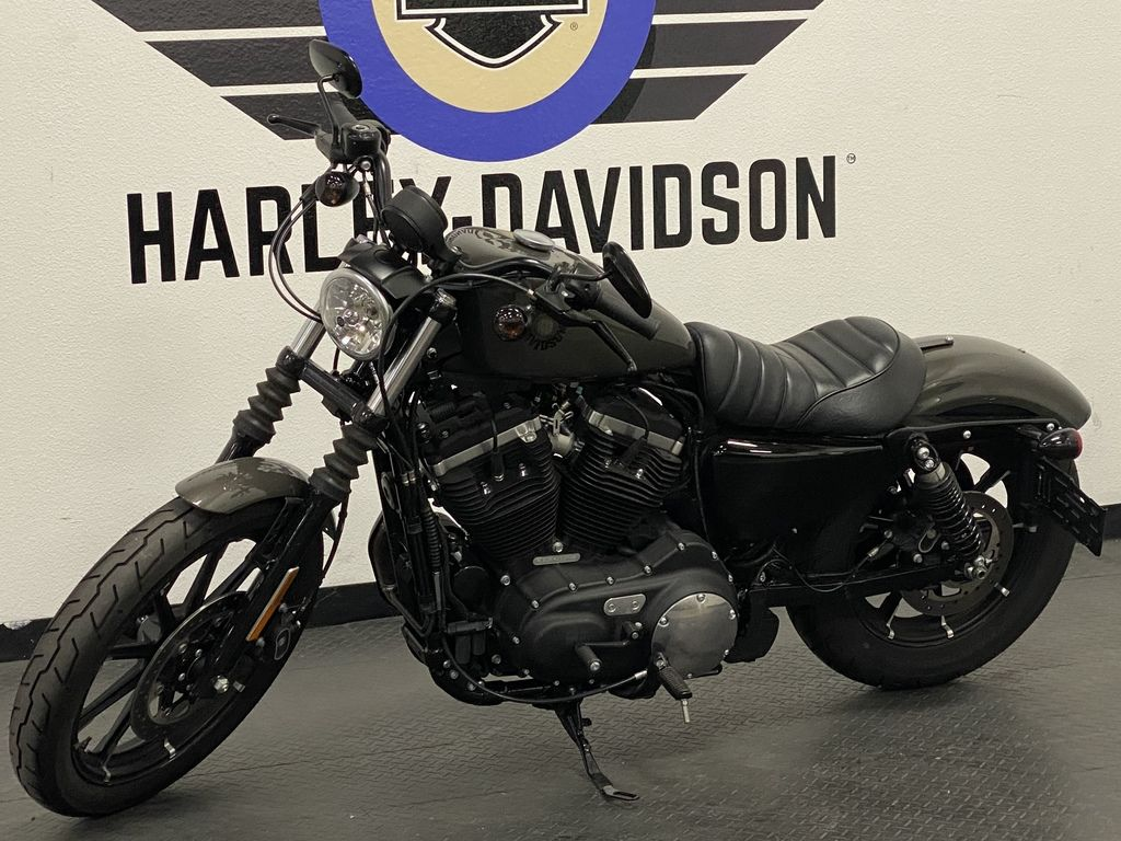 2019 Harley-Davidson Sportster 883 Iron [9]