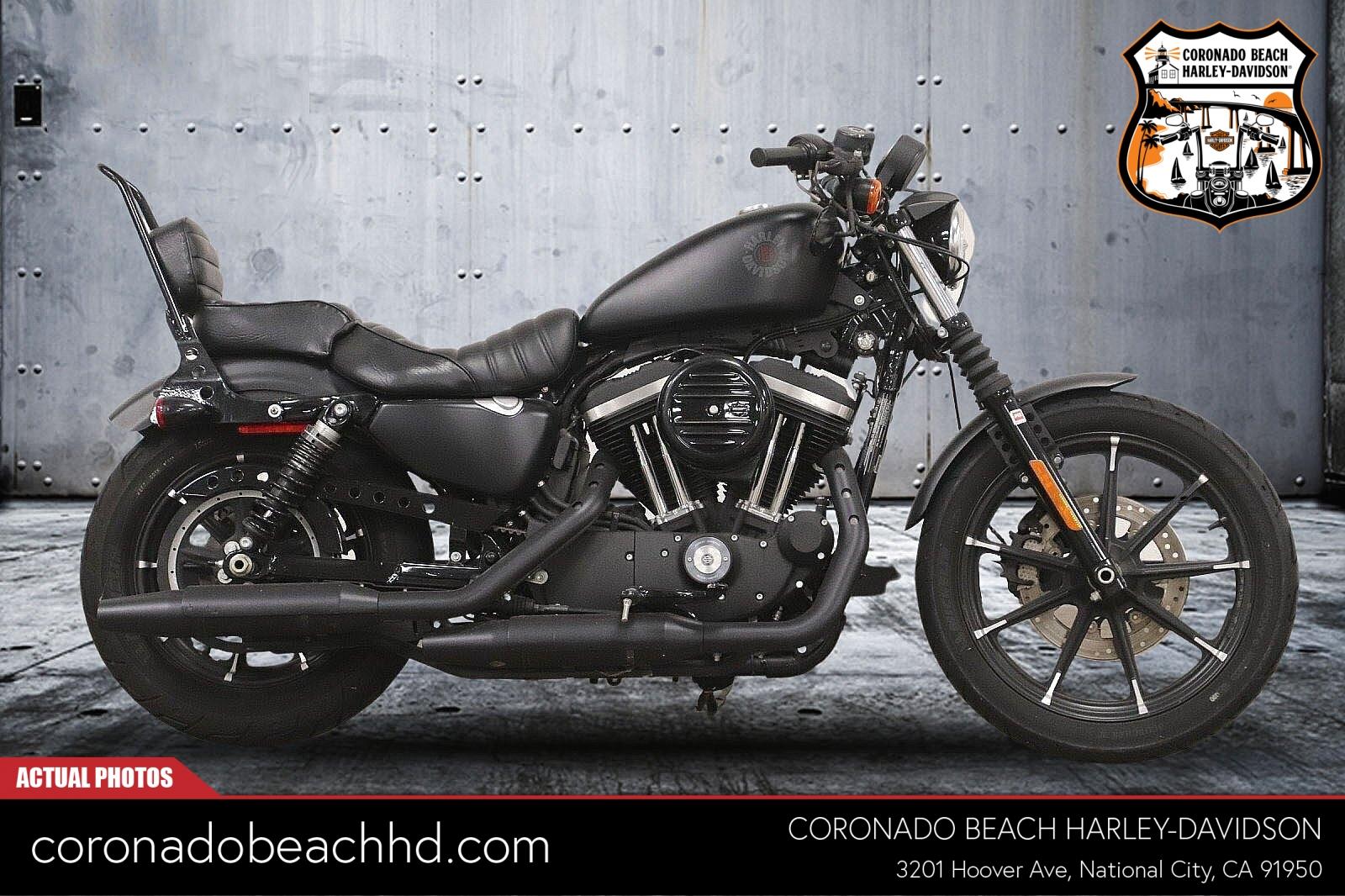 2019 Harley-Davidson Sportster 883 Iron [96]
