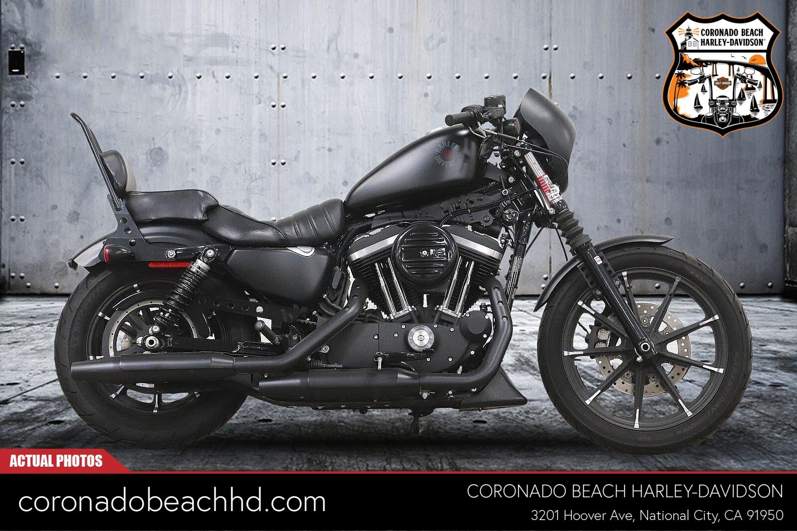 2020 Harley-Davidson Sportster 883 Iron [97]
