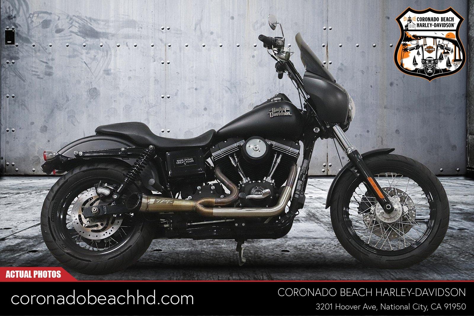 2014 Harley-Davidson FXDB103 [98]