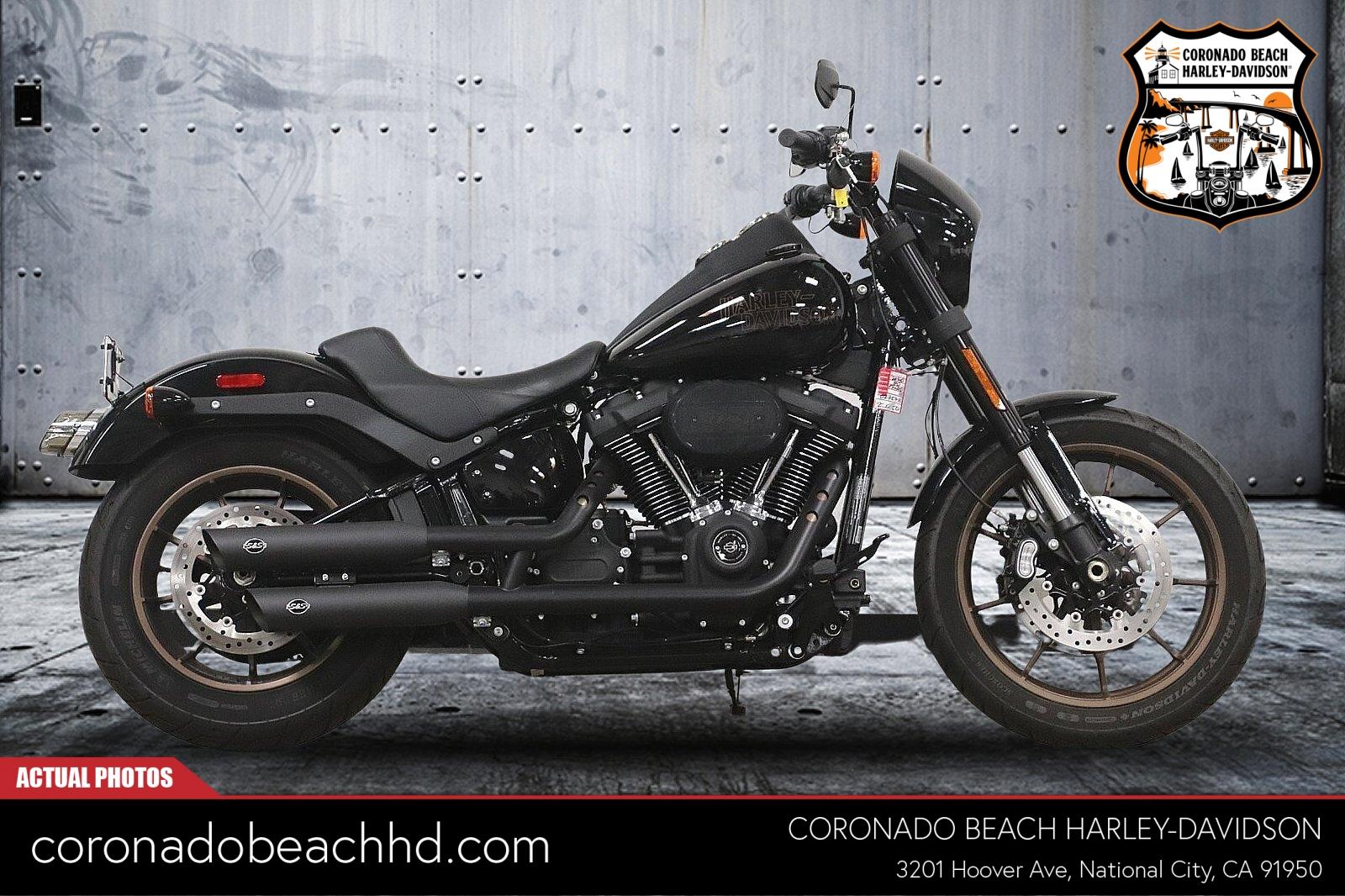 2020 Harley-Davidson Low Rider S [99]