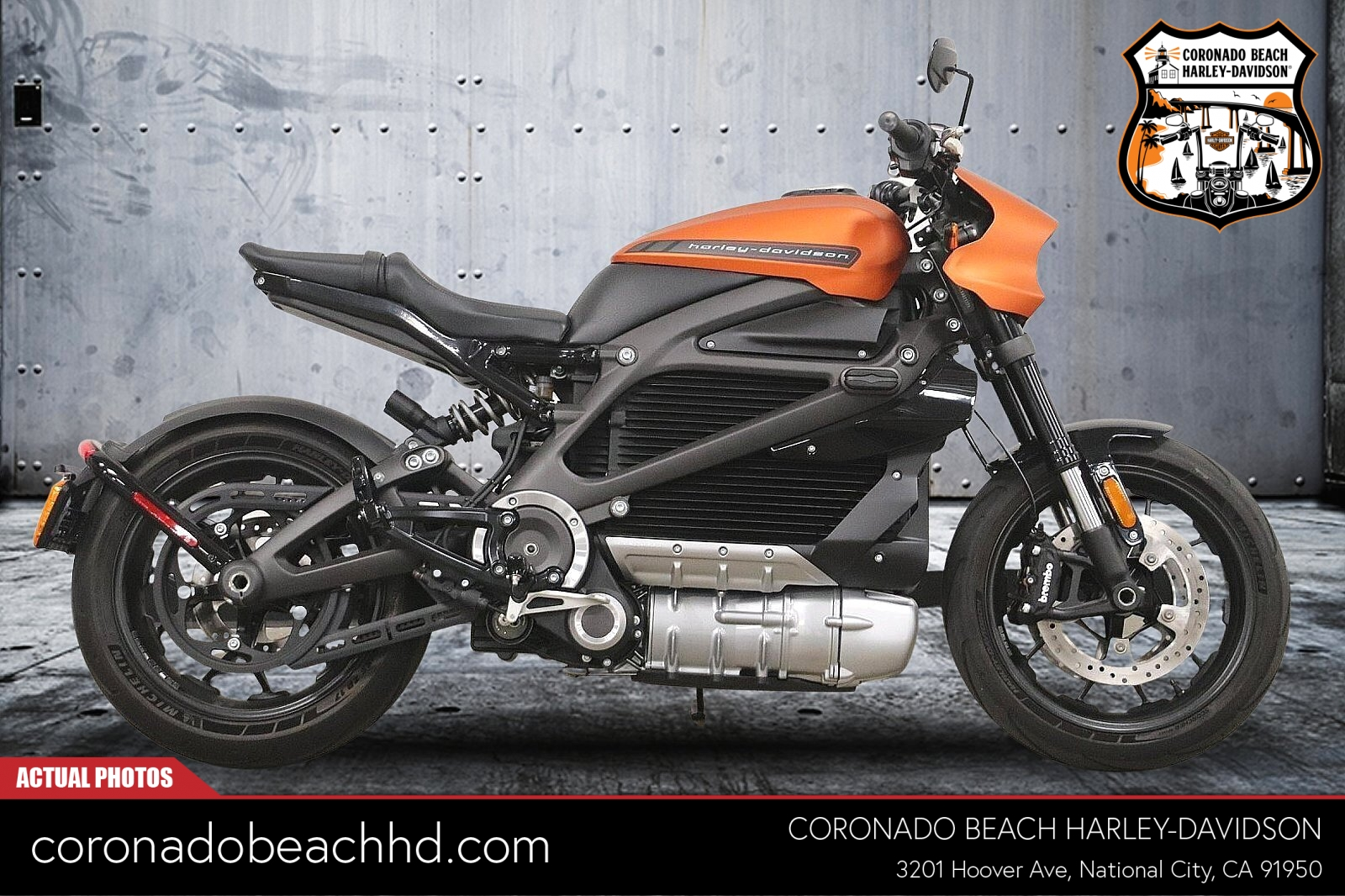 2020 Harley-Davidson Livewire [19]