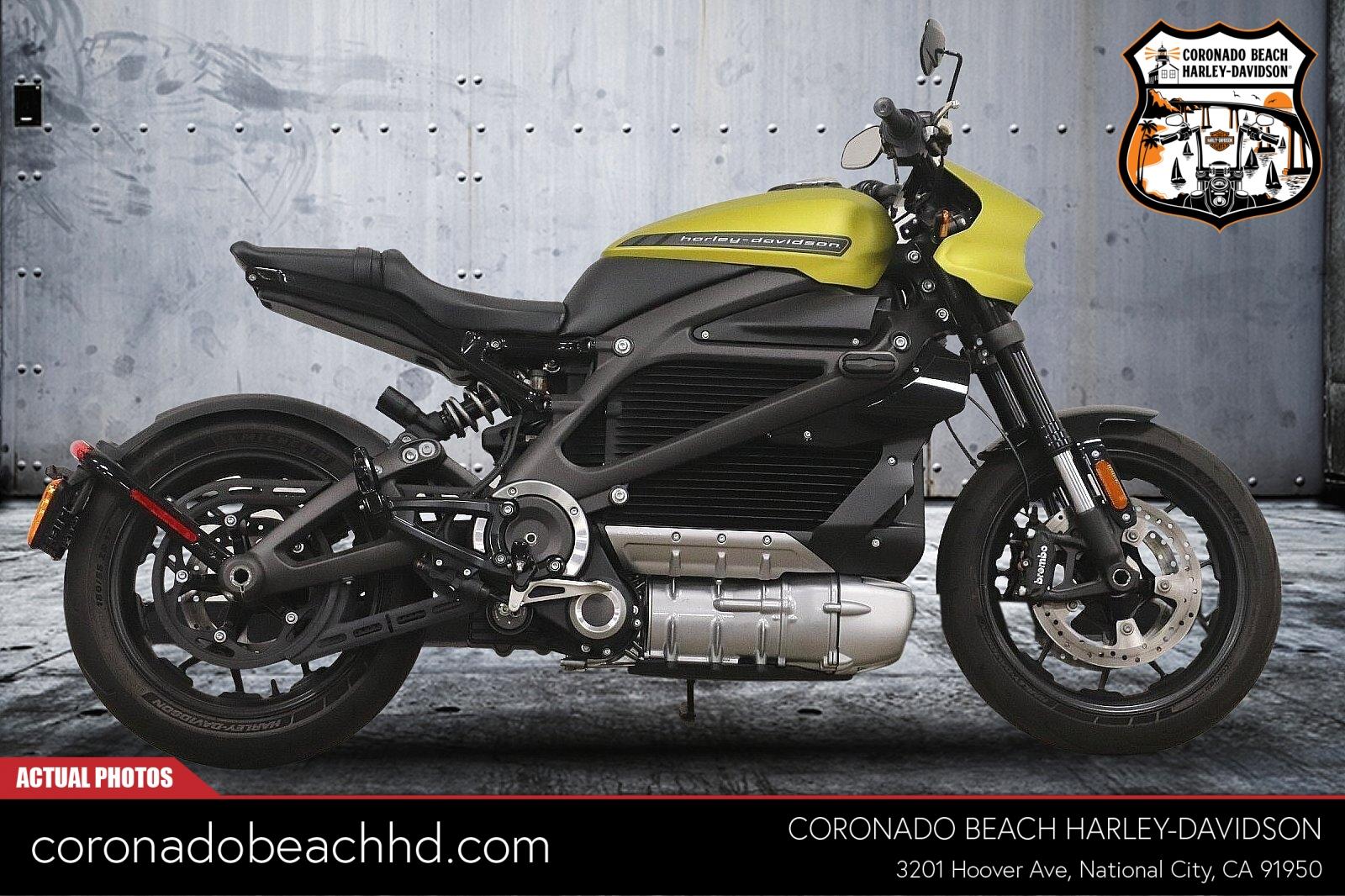 2020 Harley-Davidson Livewire [21]