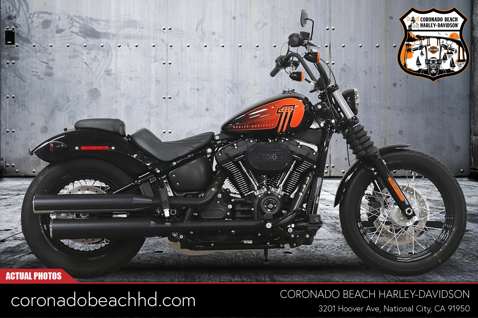 2021 Harley-Davidson Street Bob 114 [29]
