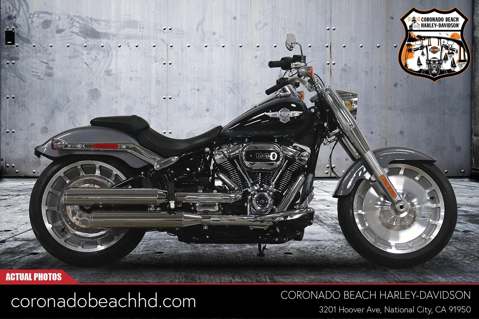 2021 Harley-Davidson FLFBS [30]