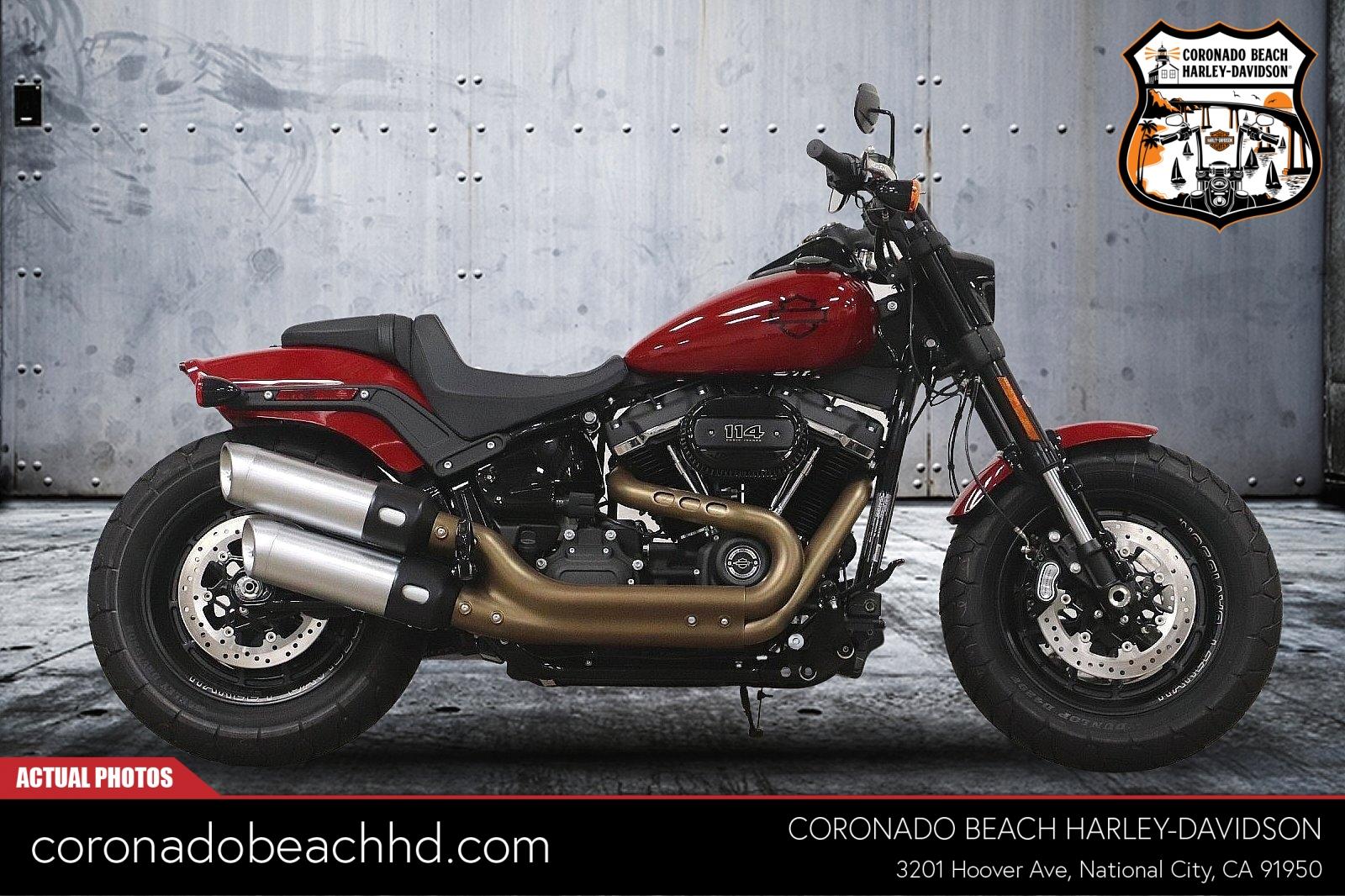 2021 Harley-Davidson FXFBS [33]