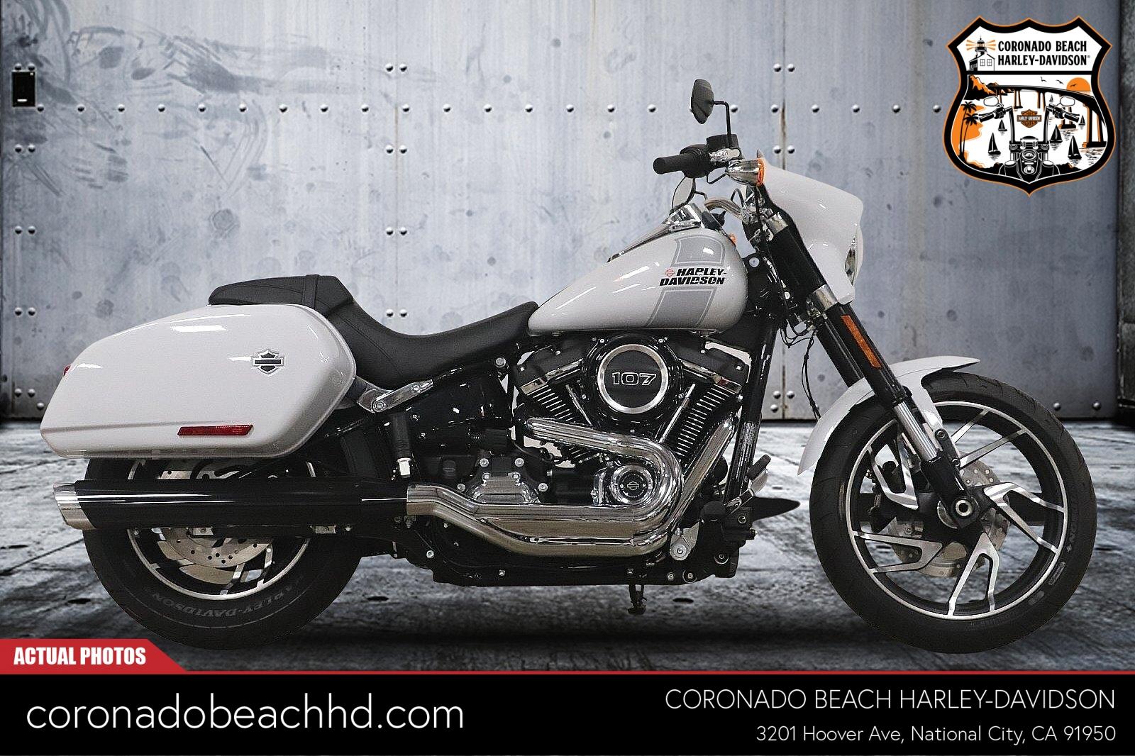 2021 Harley-Davidson Sport Glide [32]