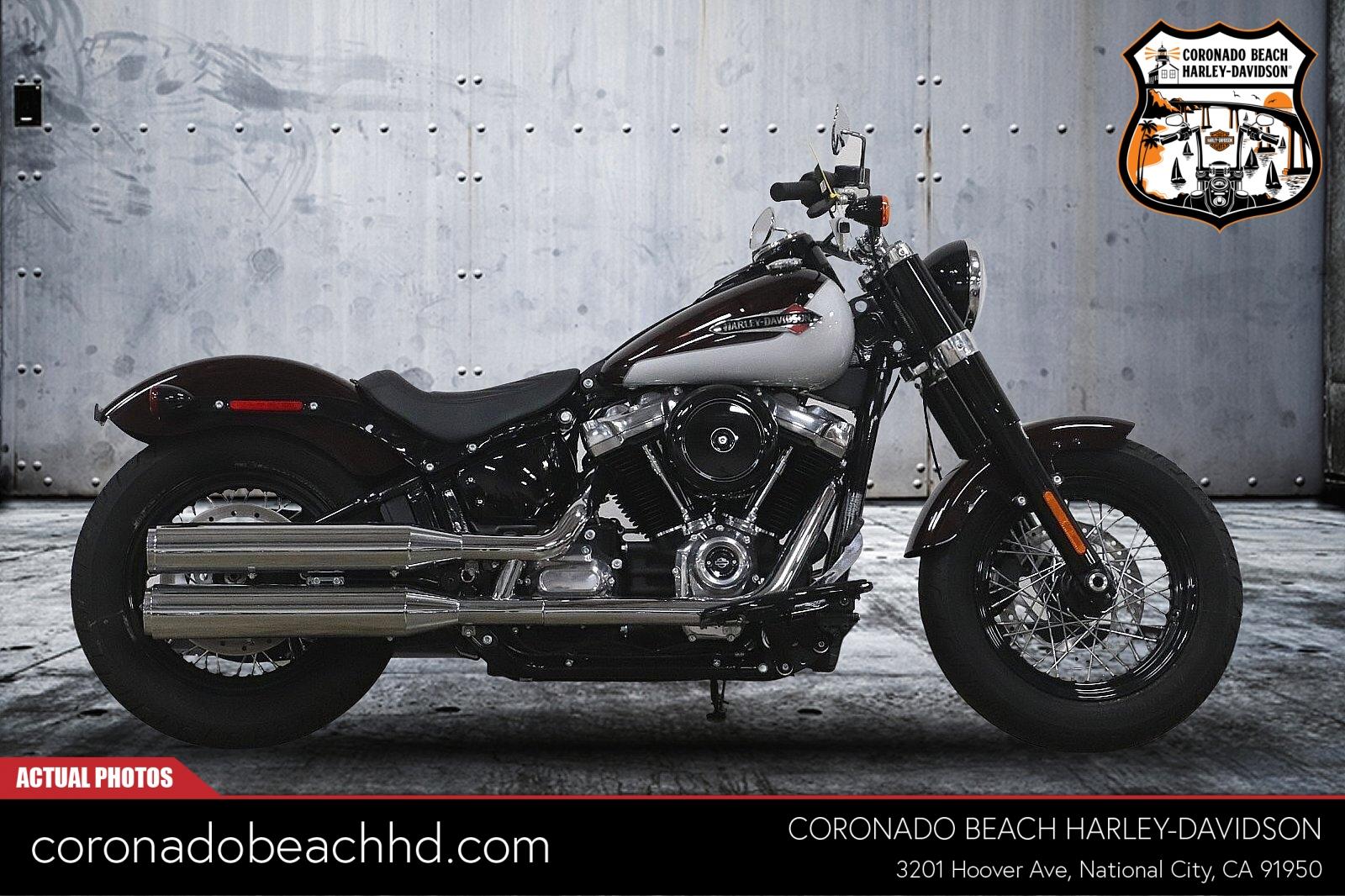 2021 Harley-Davidson Slim [31]