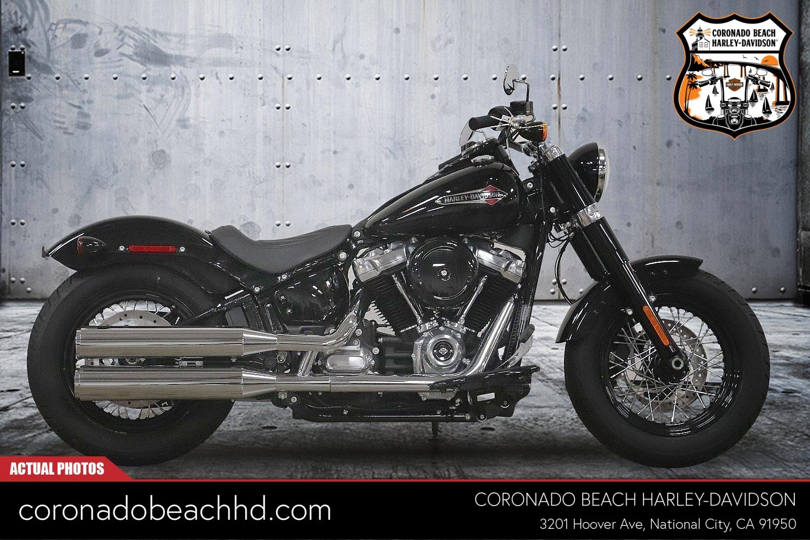 2021 Harley-Davidson Slim [35]