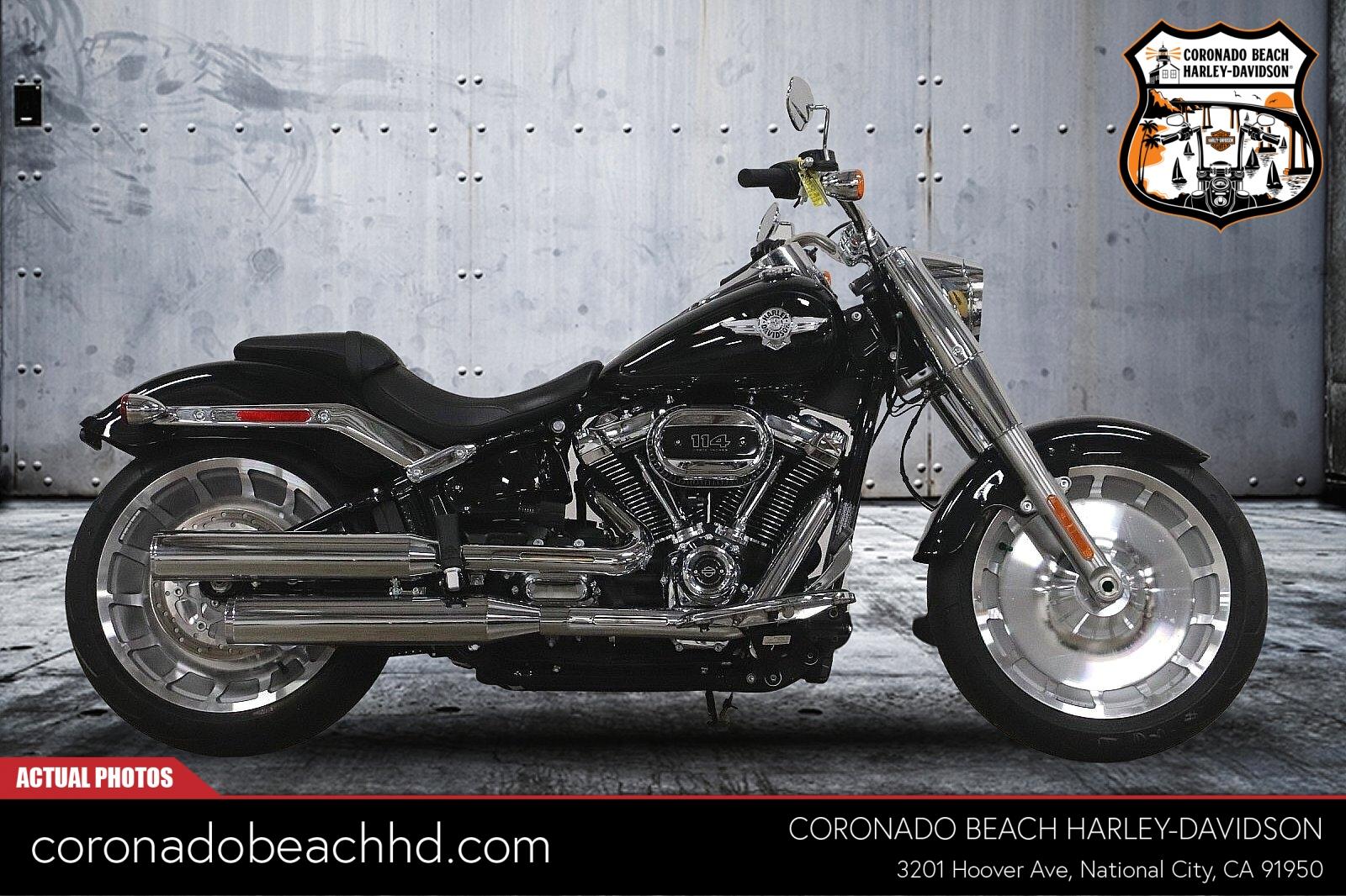 2021 Harley-Davidson FLFBS [38]