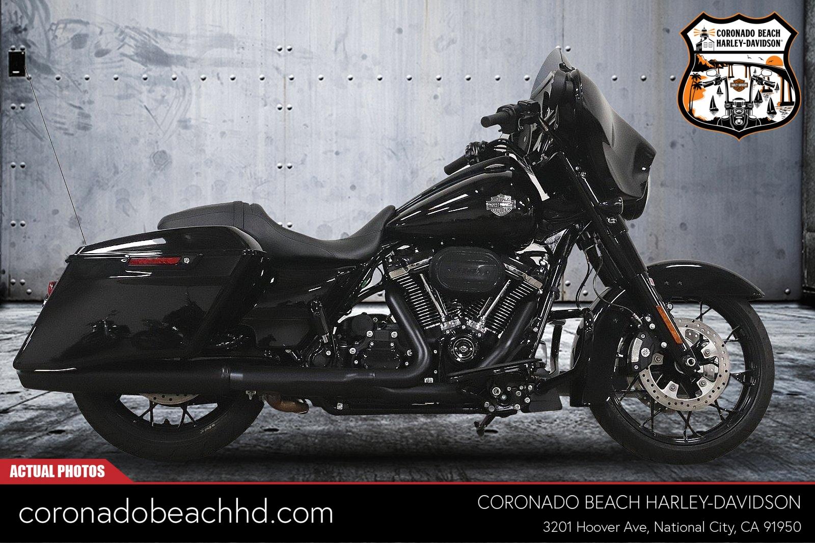 2021 Harley-Davidson Street Glide Special [41]