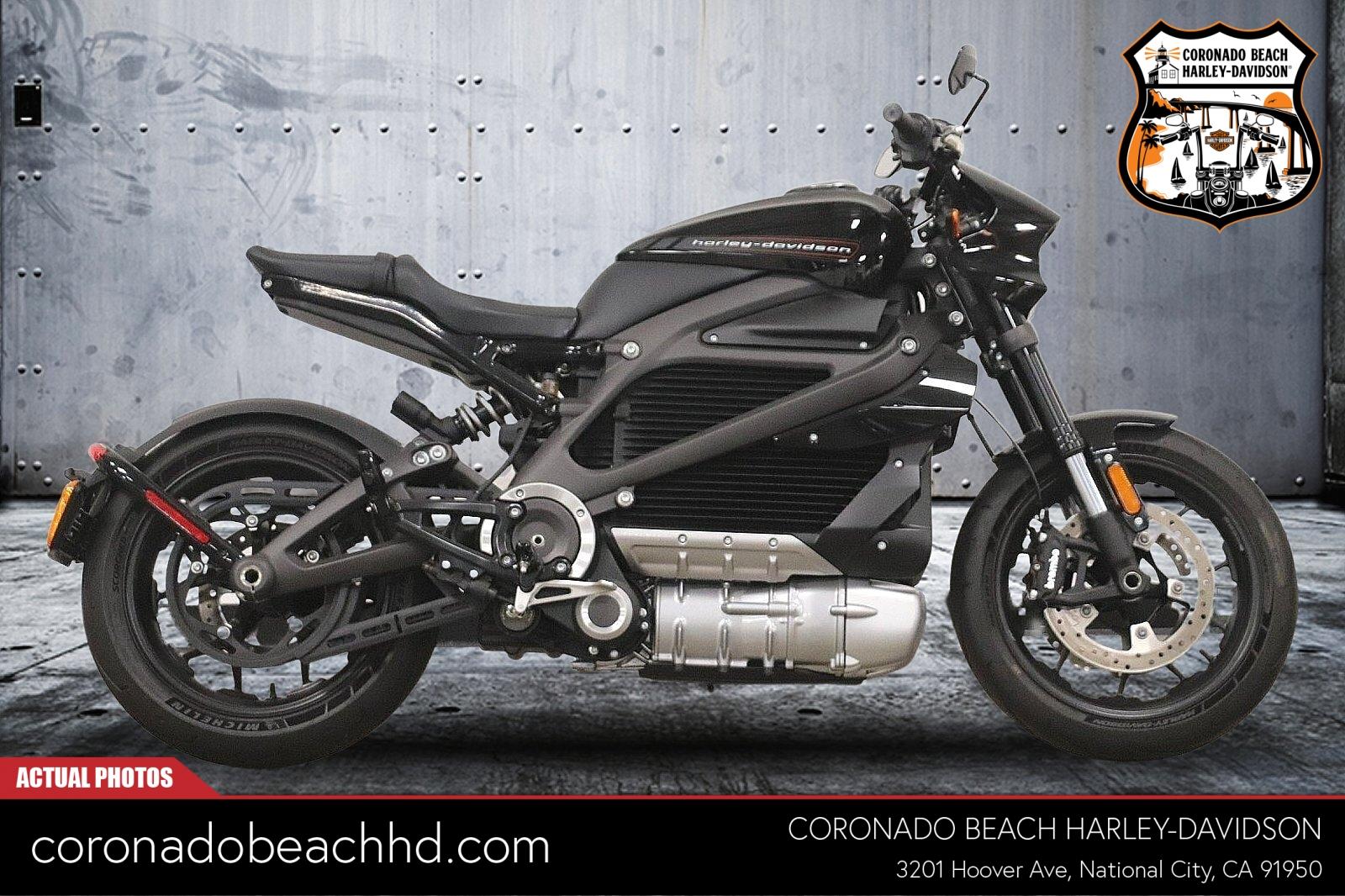 2020 Harley-Davidson Livewire [43]