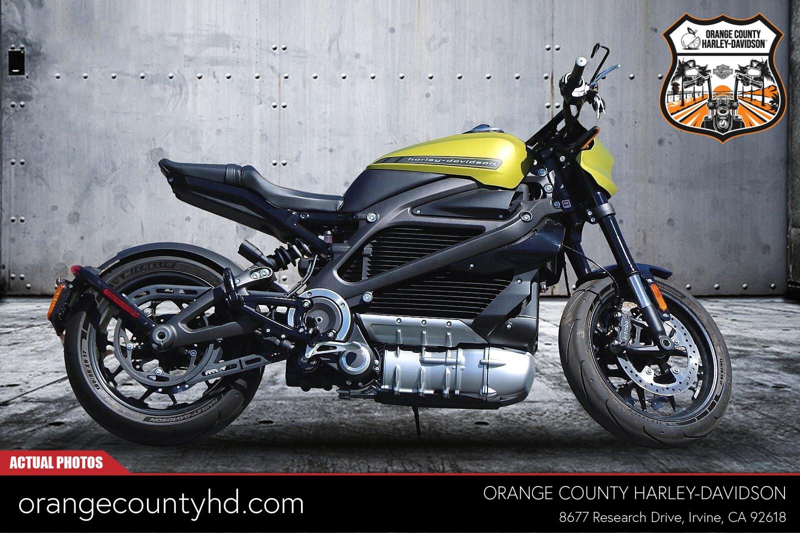 2020 Harley-Davidson Livewire [3]