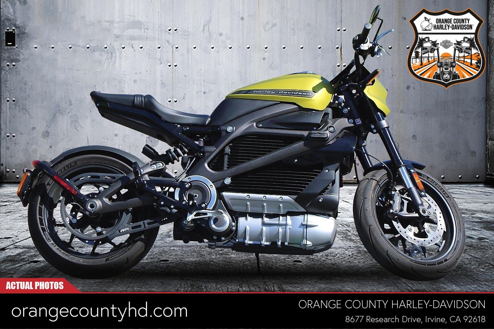 2020 Harley-Davidson Livewire [4]