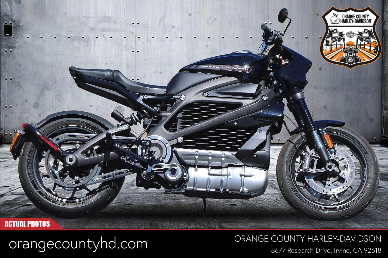 2020 Harley-Davidson Livewire [2]