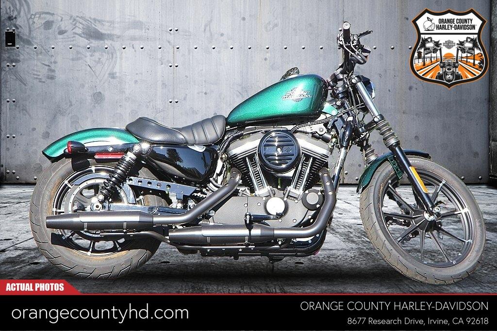 2021 Harley-Davidson Sportster 883 Iron [6]