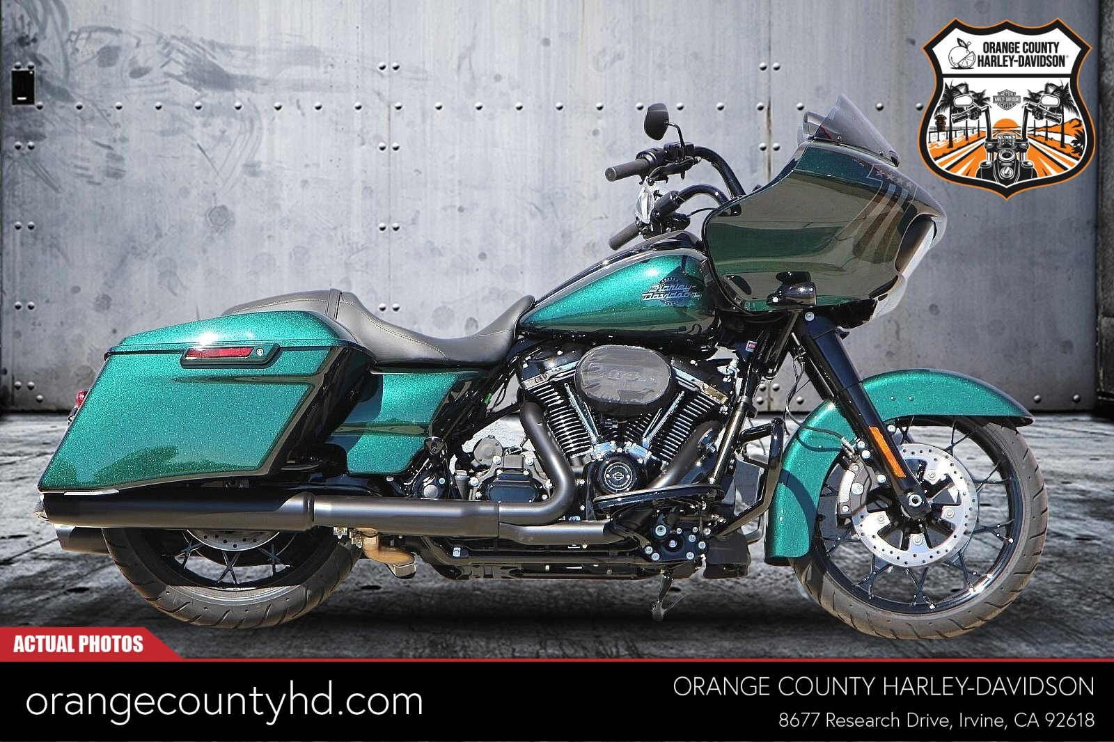 2021 Harley-Davidson Road Glide Special [8]